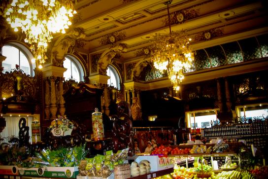 Yeliseev Grocery Store