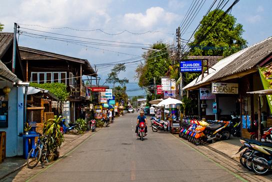 Downtown Pai.