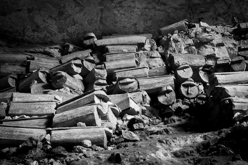 Lumiang Burial Cave.
