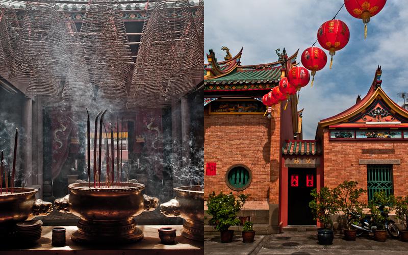 Phung Son Tu temple, Saigon