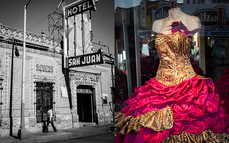Old Hotel; Dress for sale, Chihuahua