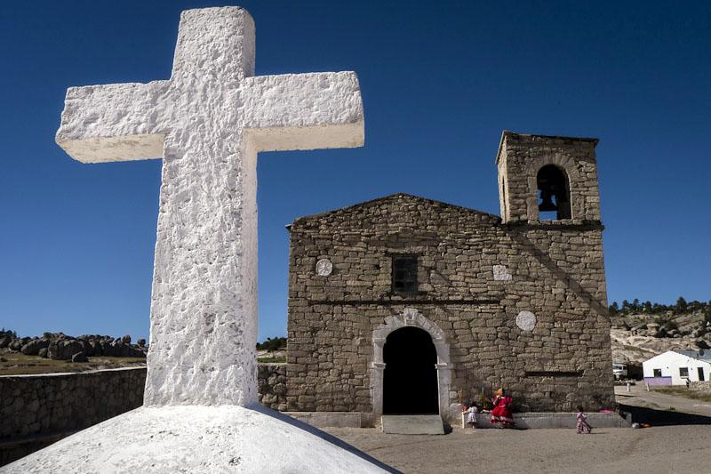 San Ignacio Mission, Creel