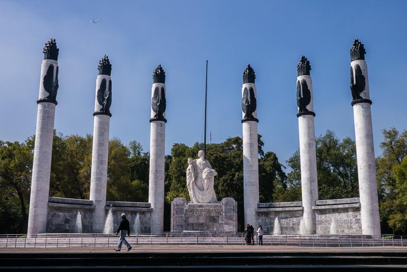 Monumento a Los Niños Héros