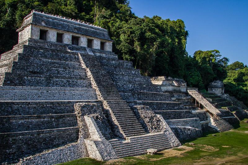 Templo de las Inscripciones, Palenque