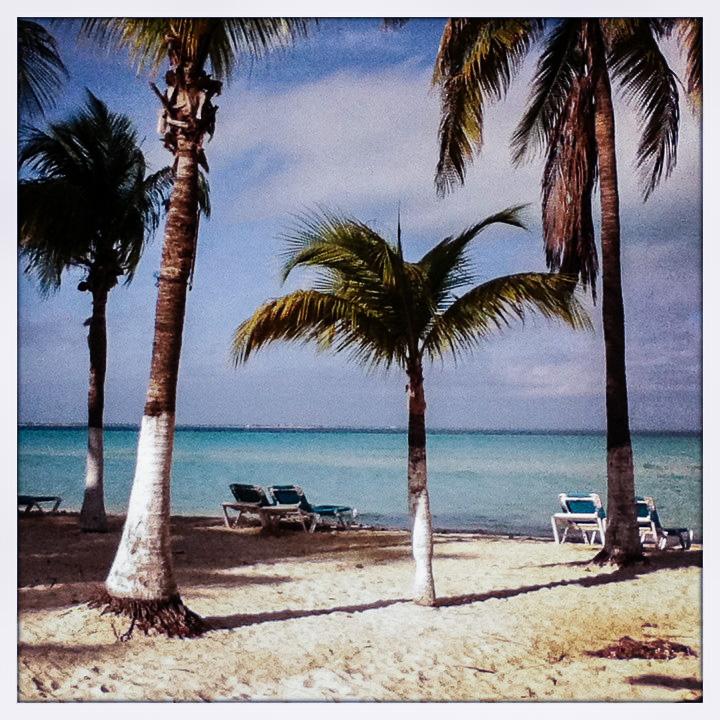 Isla Mujeres. Merry Christmas indeed.