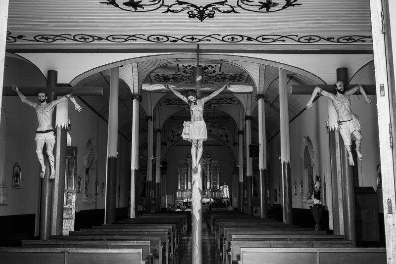Iglesia Dolce Nombre do Jesús El Calvario.
